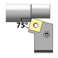 External turning<br />Lever lock clamping<br />PSBN L/R