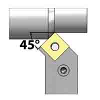 External turning<br />Lever lock clamping<br />PSSN L/R